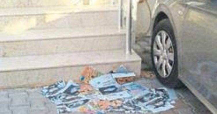 Melih ABİ: El broşürleri dağıtanlar apartman girişlerini çöplüğe çeviriyor