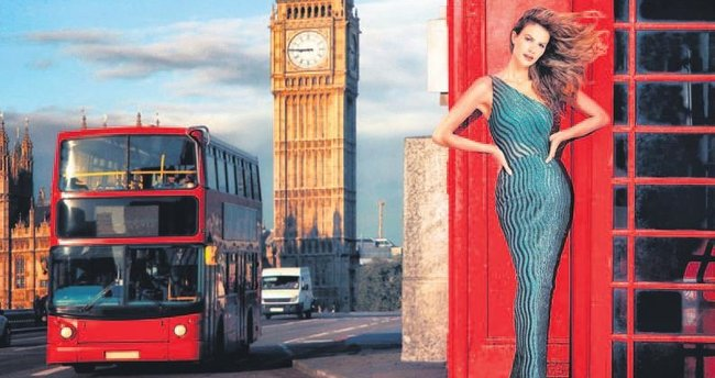 Londra Moda Haftası'na damga vuracak