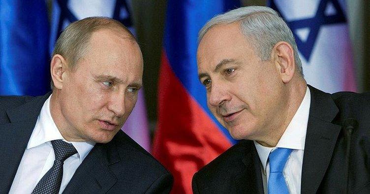 Putin'den Netanyahu'ya veto