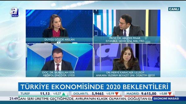 Ekonomi Masası | 30.12.2019