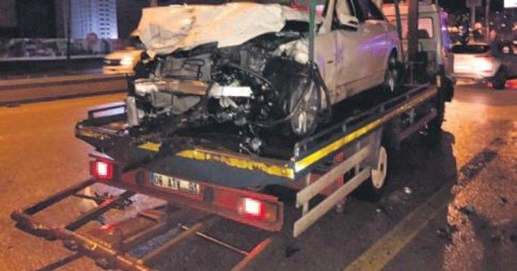 Kafa kafaya kaza: 2 ölü