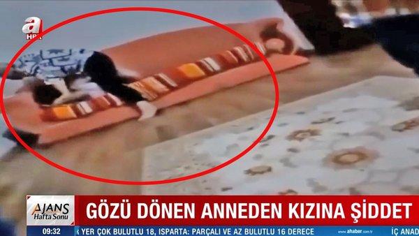 SON DAKİKA! Kızına işkence uygulayan Nurcan Serçe olayında flaş gelişme! Emniyet harekete geçti...   Video