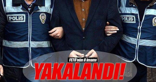FETÖ'nün il imamı Karabük'te yakalandı!