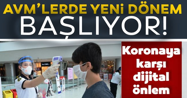AVM'de HES'i gözlük ve kiosk sorgulayacak