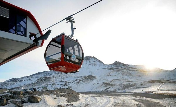 Türkiye'nin Alpleri Erciyes Dağı