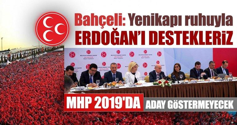 MHP Genel Başkanı Bahçeli: 2018 yılında siyaset hareketli olacak