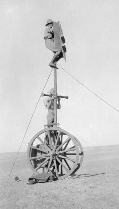 1.Dünya savaşından etkileyici fotoğraflar