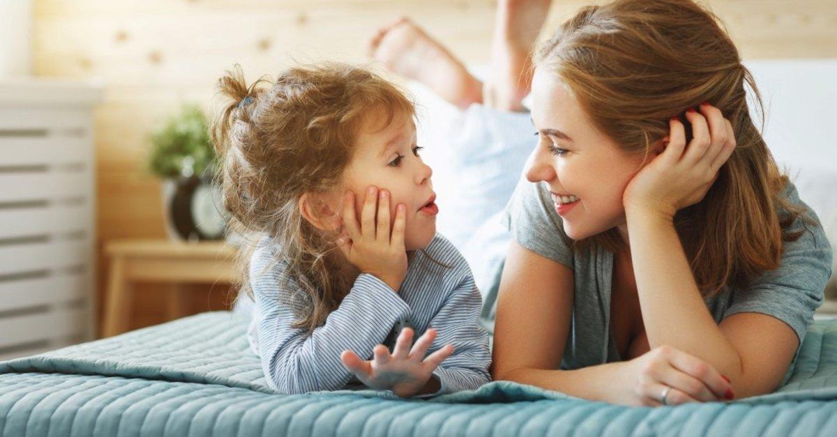Çocuklar için neden ilk tercih anneler? - Çocuk Haberleri