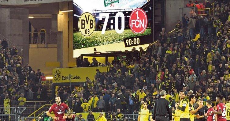 Dortmund yedi bitirdi
