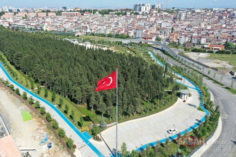 Başkan Erdoğan'dan tarihi açılış! 10 yeni Millet Bahçesi bugün hizmete giriyor