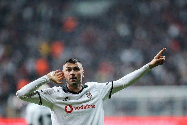Beşiktaş'tan son dakika transfer kararı! Burak Yılmaz transfer olacak mı? Cenk Tosun...