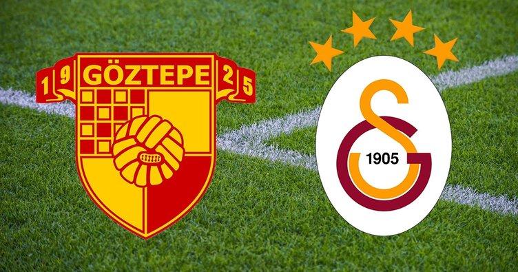 Aslan İzmir'de kayıp! Göztepe 2 - 1 Galatasaray (MAÇ SONUCU)