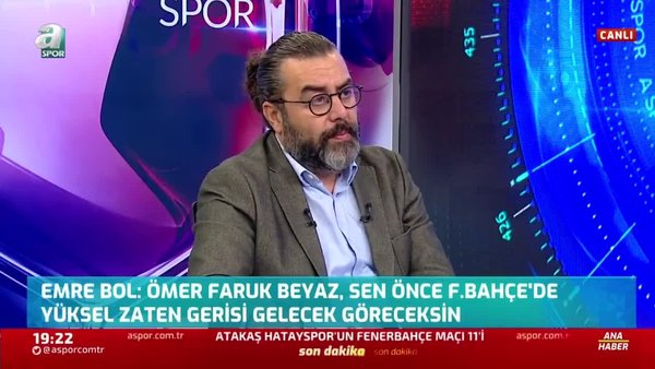 Son dakika Fenerbahçe haberleri   Canlı yayında açıkladı! O ismin transferi iptal