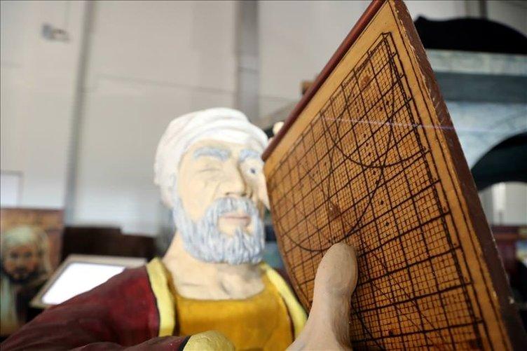 Bilimin Sultanları Sergisinin yerlisini yaptılar
