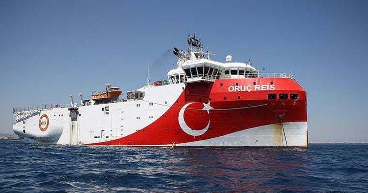 Enerji Bakanlığı'ndan Oruç Reis sismik araştırma gemisine ilişkin açıklama: