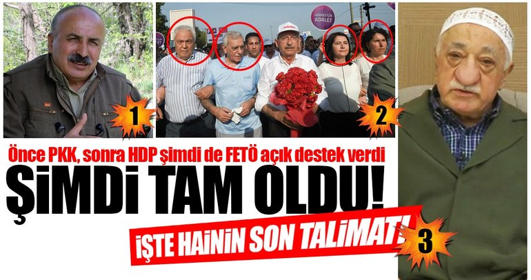 Fetullah Gülen'den Kılıçdaroğlu'na destek ve talimat