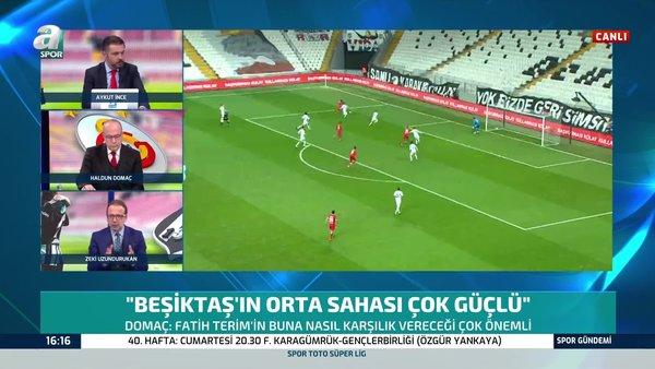 Zeki Uzundurukan'dan Galatasaray-Beşiktaş derbisine flaş tahmin!