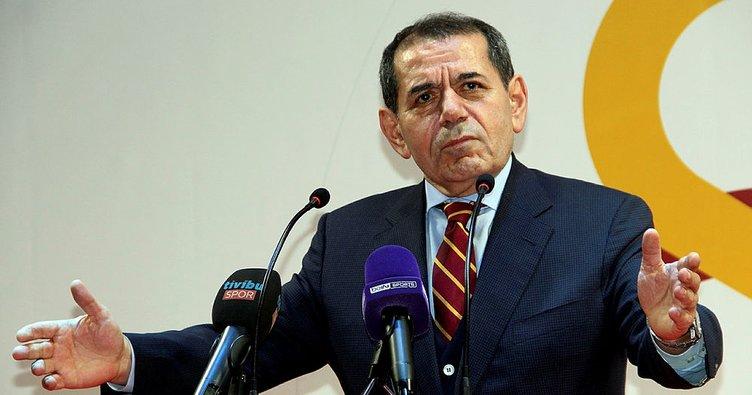 """Dursun Özbek: """"Galatasaray için bu süreyi istiyorum"""