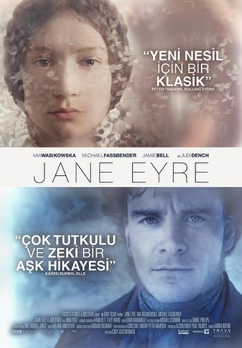Jane Eyre filminden kareler