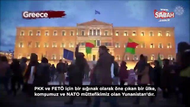 Altun'dan teröre ve teröristlere destek veren Yunanistan'a tepki