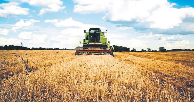 Çiftçilere 200 milyon m2 kiralık Hazine arazisi
