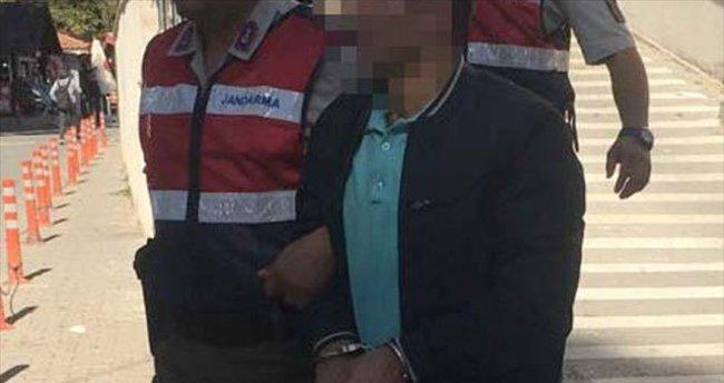 Suriye'den suikast için gelen terörist yakalandı