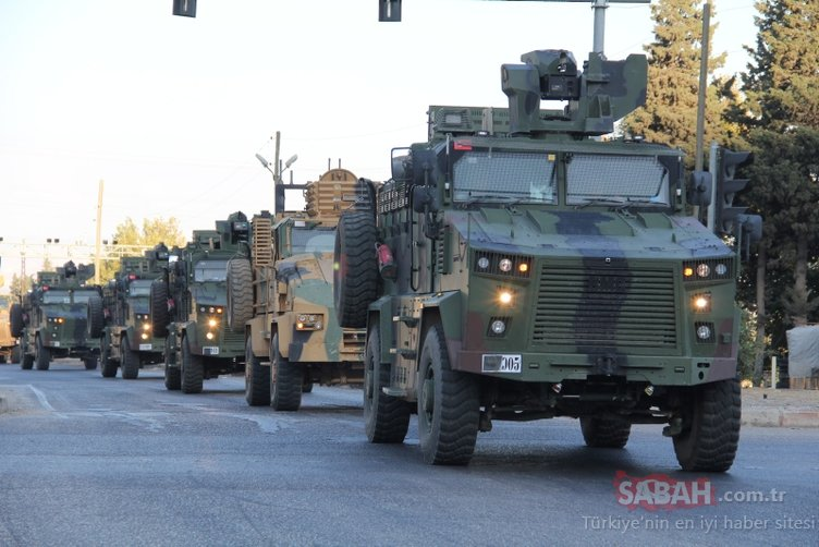 Fırat'ın doğusuna operasyon hazırlığı devam ediyor! Sınırda askeri hareketlilik