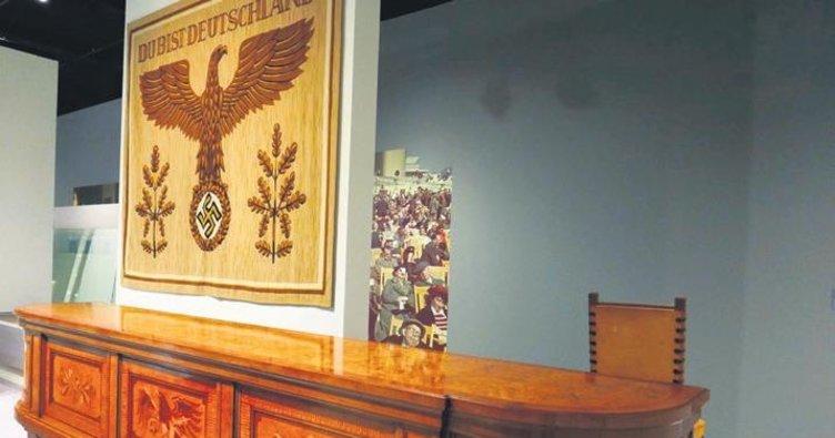 Nazi müzesinde fotoğraf yasağı