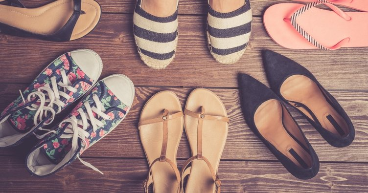 Babet ayakkabılar sağlıklı mı?