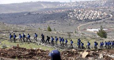 İşte İsrail'in Filistin topraklarındaki