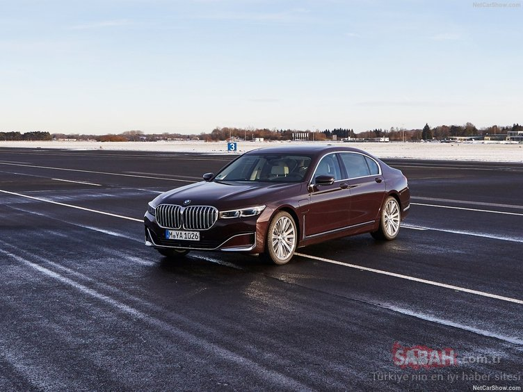 2020 BMW 745Le ortaya çıktı! İşte BMW 745Le'nin özellikleri...