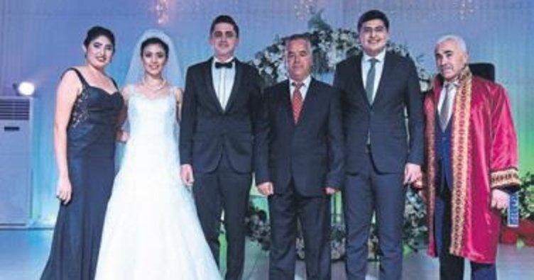 100 düğünden 5'i yabancı çiftlerin