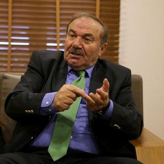 Son dakika: MHK Başkanı Namoğlu istifasını Yıldırım Demirören`e verdi