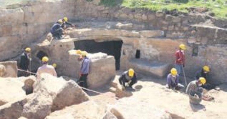 Mithras'ın bilinen son tapınağı Diyarbakır'da