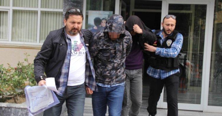 Ereğli'de uyuşturucu operasyonu: 15 şüpheli adliyede