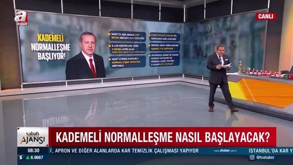 Son dakika | Kabine karar aldı: İşte Türkiye'nin normalleşme planı | Video