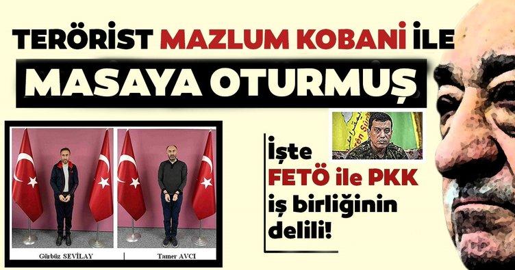 Son dakika: İşte FETÖ ile PKK işbirliğinin delili! Silah anlaşması yapmışlar