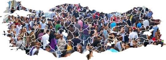 Türkiye'nin nüfusu ile ilgili görsel sonucu