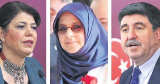3 HDP'li vekile adli kontrol şartı