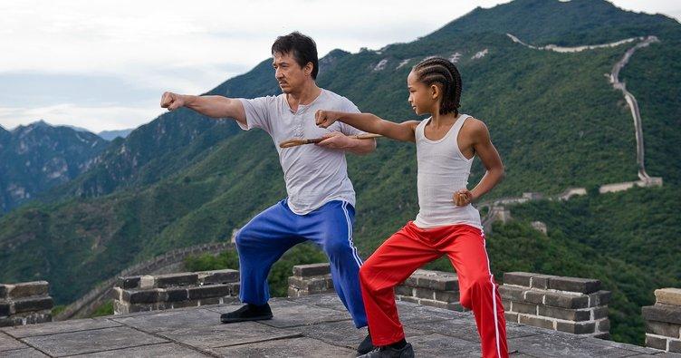 Karate Kid filmi konusu nedir? Karate Kid filmi oyuncuları kimler?