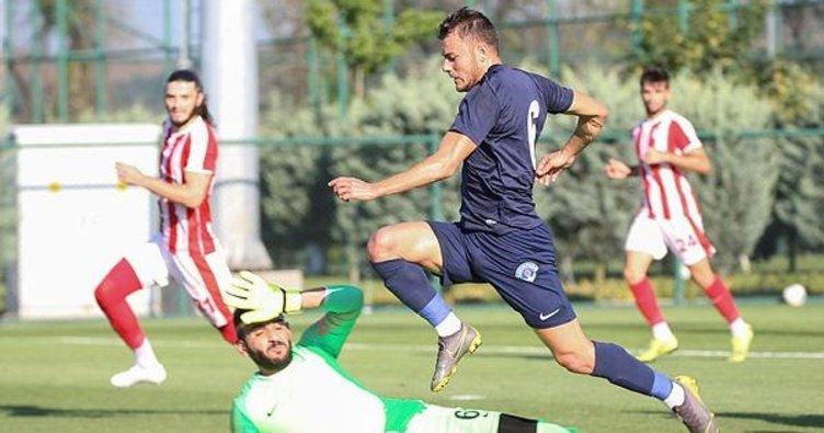 Kasımpaşa 1-0 Pendikspor | Maç sonucu