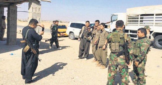 PKK Kerkük'e yerleştiriliyor
