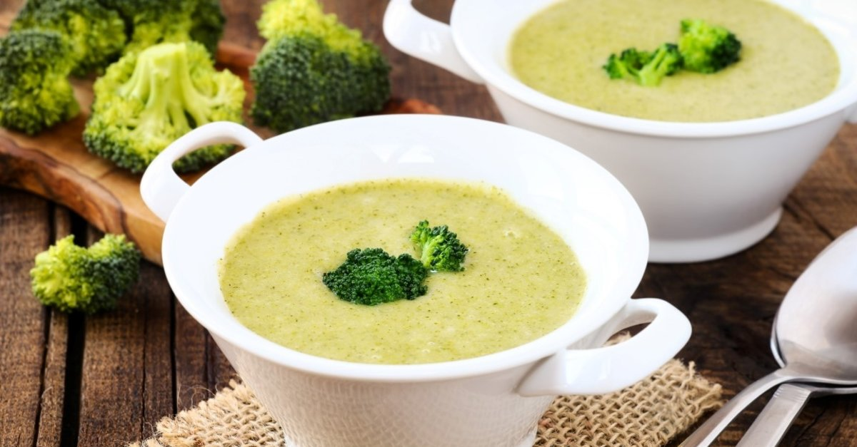 En sağlıklı brokoli çorbası tarifi: Brokoli çorbası nasıl yapılır? - Çorba Tarifleri Haberleri