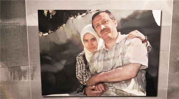 Sümeyye Erdoğan ve Selçuk Bayraktar'ın bilinmeyen fotoğfrafları