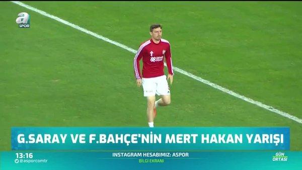 Galatasaray ve Fenerbahçe'nin Mert Hakan yarışı