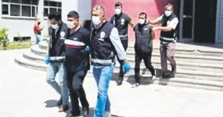 Rastgele ateş açan 3 kişi tutuklandı