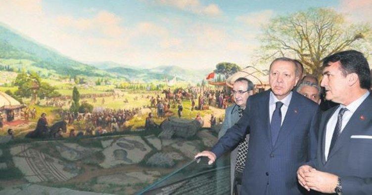 Tarihe Atılan İmza 'Panorama 1326 Bursa' ziyaretçi akınına uğruyor