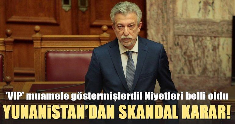 Son dakika: Yunanistan'dan FETÖ'cüler için skandal karar!