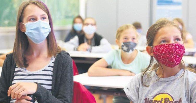 41 okulda korona tespit edildi