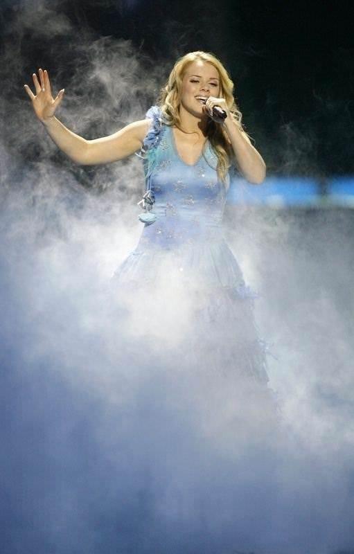 İşte kare kare Eurovision